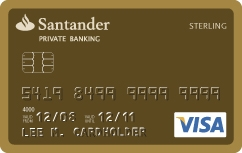 Santander Offshore Bank Account